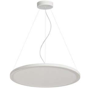 Round LED panel 30W suspended Conalux 5007