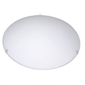 Round Ceiling Ceiling 1xE27 30cm white GSC 0,701,994