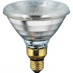 Infrared bulbs - 175W infrared bulb E27 PHILIPS 128980