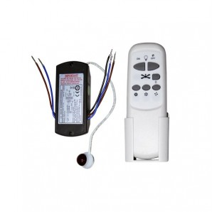 kit remote control for fan ceiling edm