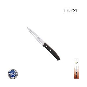 Knife Aspen Kitchen Blade Stainless Steel 12 cm Black 05800010