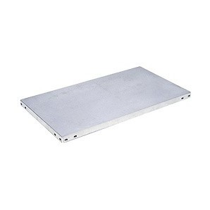 Trough Shelf Galvanized 100x40 cm 21030252
