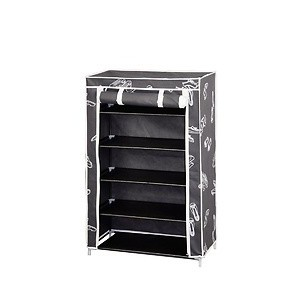 Furniture fittings - Zapatero Plegable Tela TNT 61x30x90 cm. 21030605