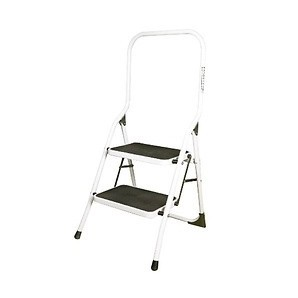 Escaleras - Ladder Steel, 2 Treads, Domestic Use Plus 23010100