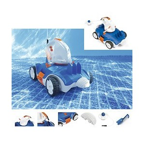 Various accessories for swimming pools - Robot Pool Cleaners Automatic Swimming Pool To Battery 90 Minutes 08321366
