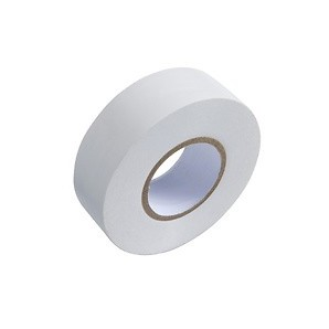 Insulating tape 30 m. x 25 m. White home Use 14060080