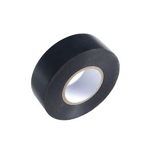 Insulating tape 30 m. x 25 mm Black Household 14060085
