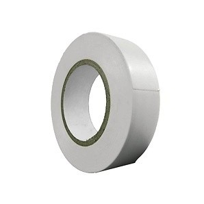 Tapes - Insulating tape 20 m. x 19 mm White household 14060050