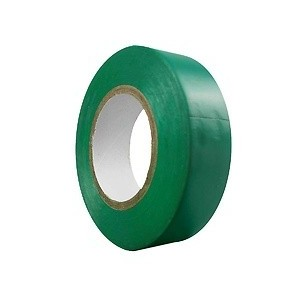 Comprar Insulating tape 20 m. x 19 mm Green household 14060055 online