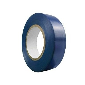 Insulating tape 20 m. x 19 mm Blue home Use 14060070