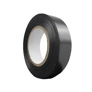 Insulating tape 20 m. x 19 mm Black household 14060002