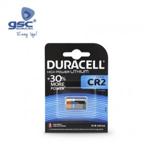 Lithium battery DURACELL Ultra M3 CR2 Blister 1
