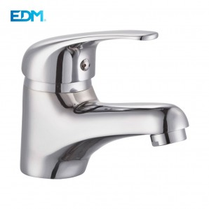 "Faucets - MIXER TAP LAVATORY - SERIES ""H2O"" - EDM"