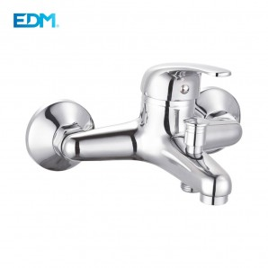 "Wall and countertop - SINGLE-LEVER FAUCET BUILT-IN BATHTUB - SERIES ""H2O"" - EDM"