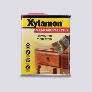 Pintura - XYLAMON MATACARCOMAS PLUS 0.75L