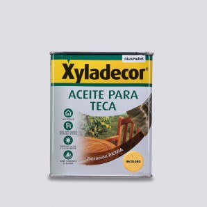 Paintings specific - XYLADECOR OIL COLOURLESS FOR TEAK 5L