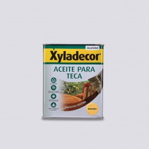 Paintings specific - XYLADECOR OIL COLOURLESS FOR TEAK 0.75 L