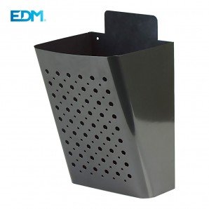 Comprar MAILBOX ADVERTISING BLACK GALVANIZED STEEL online