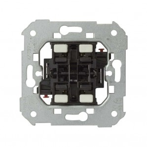 Comprar Double switch Simon 75397-39 online
