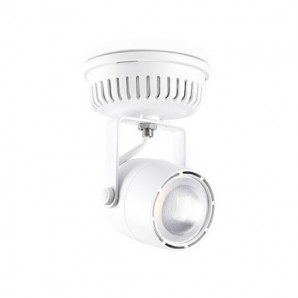 Foco superficie LED 28W 3000K Blanco