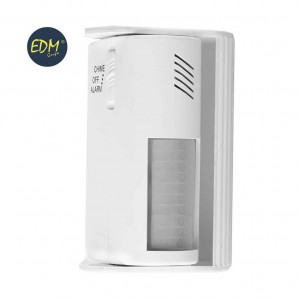 Alarm presence support lock-to-wall edm
