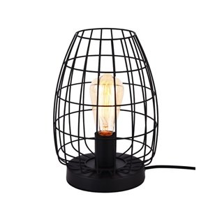 Lighting specific - Lampara  sobremesa e27 metalica edm