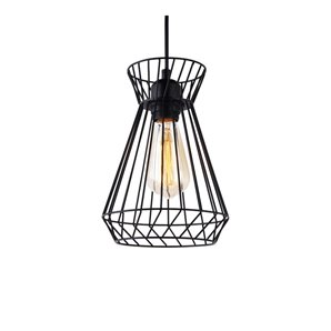 Lighting specific - Lampara  techo e27 metalica edm