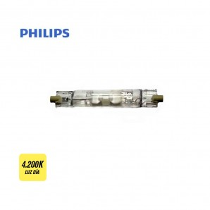 Lampara halogenuro metalico 4200k 70w  philips