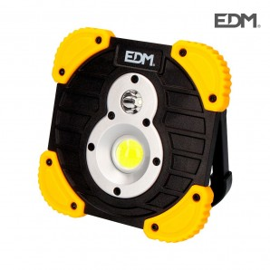 Flashlights - Linterna foco recargable led xl 750 lumen edm