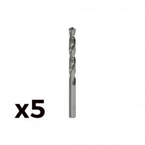 Pack 5 brocas cilind. a.rapido de  9.00 mm  m09