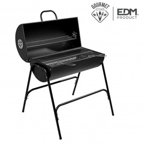 Bbq xl charcoal area cooking 71,5x36cm