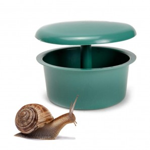 Trap for snails and slugs