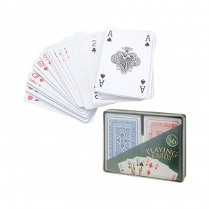 Outlet - Set 2 barajas de cartas