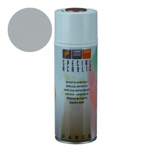 Bricolage - Spray plata 400ml
