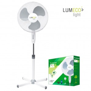 Fan walk 45w 40cm adjustable height 60-80cm lumeco EDM 33500