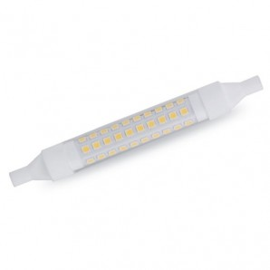 Led bulbs R7s PL AR111 - Bombilla de led lineal R7s 10W 118 mm 3000K 1000lm GSC 2004821